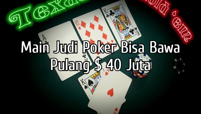 main judi poker